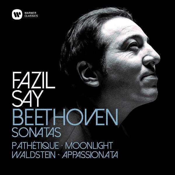 Beethoven BeethovenFazil Say - Piano Sonatas Nos. 8 pathetique, 14 moonlight, 21 waldstein 23 appassionata (2 Lp, 180 Gr)