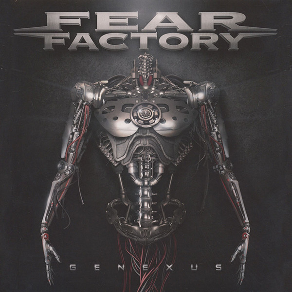 Фото - Fear Factory Fear Factory - Genexus (2 LP) batman r fear itself