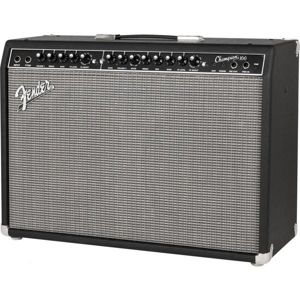 Гитарный комбоусилитель Fender Champion 100 гитарный комбоусилитель markbass acoustic 601
