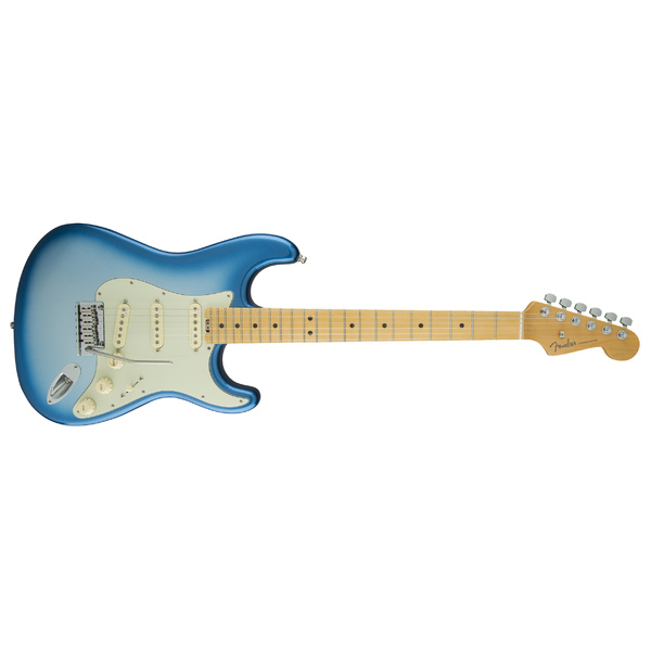 Электрогитара Fender American Elite Stratocaster MN Sky Burst Metallic fender am pro strat mn bk