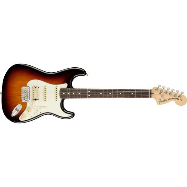 Электрогитара Fender American Performer Stratocaster HSS RW 3-Color Sunburst