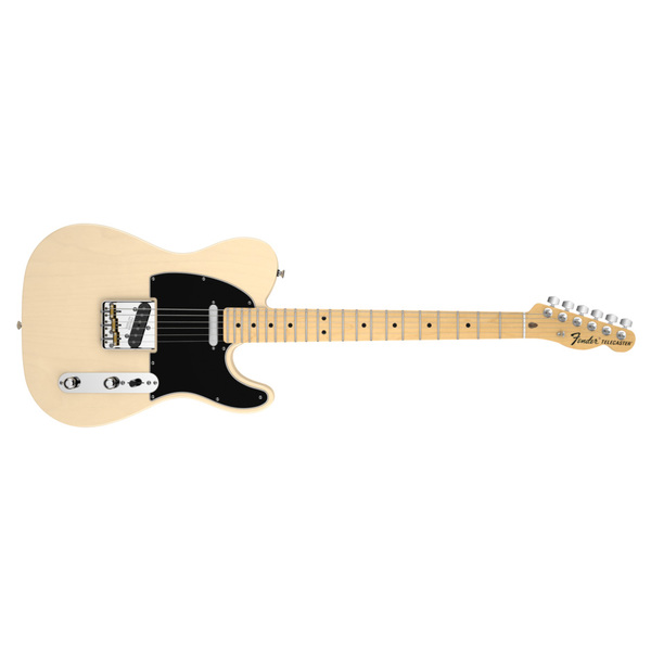 Электрогитара Fender American Special Telecaster MN Vintage Blonde fender squier affinity telecaster mn arctic white