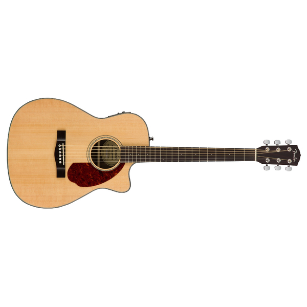 Гитара электроакустическая Fender CC-140SCE Natural WC