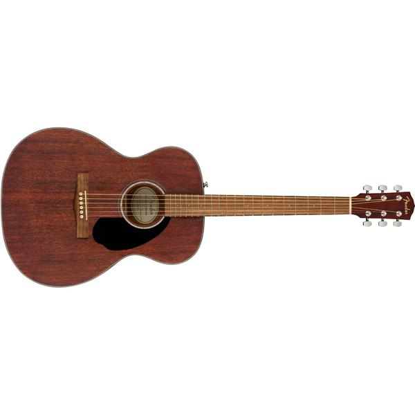 Акустическая гитара Fender CC-60S Concert WN ALL-Mahogany