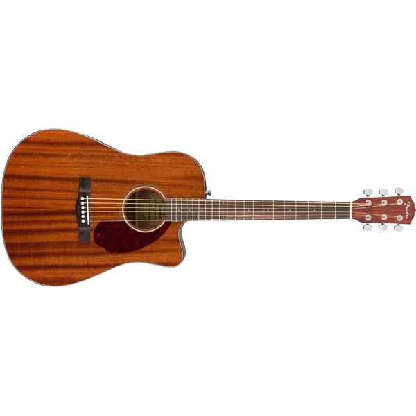Гитара электроакустическая Fender CD-140SCE WC ALL-Mahogany