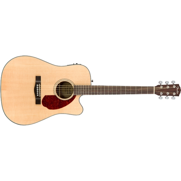 Гитара электроакустическая Fender CD-140SCE WC Natural