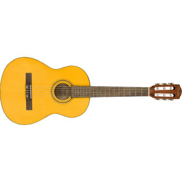 Классическая гитара Fender ESC-80 Classical Natural