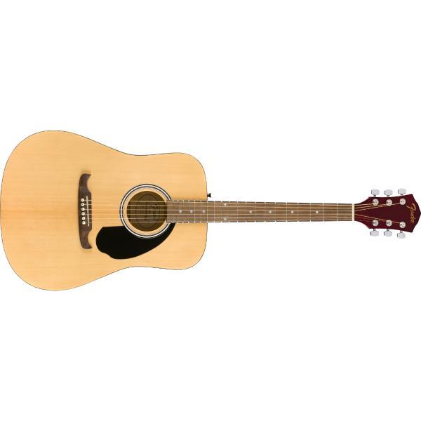 Акустическая гитара Fender FA-125 Dreadnought Natural