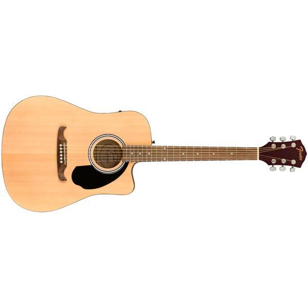 Гитара электроакустическая Fender FA-125CE WN Natural