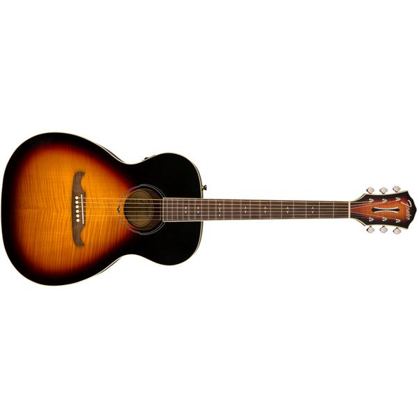 Гитара электроакустическая Fender FA-235E Concert LR 3-Tone Sunburst