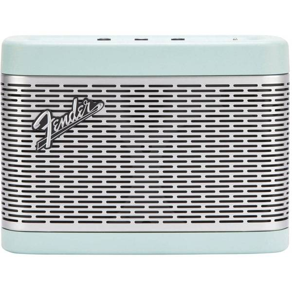 Портативная колонка Fender Newport Bluetooth Speaker Blue портативная колонка fender monterey bluetooth speaker black silver
