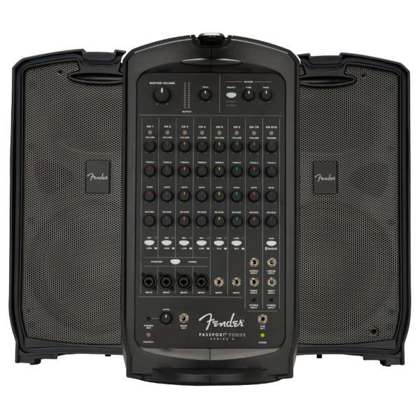 Комплект профессиональной акустики Fender Passport Venue Series 2