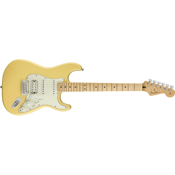 Электрогитара Fender Player Stratocaster HSS MN Buttercream