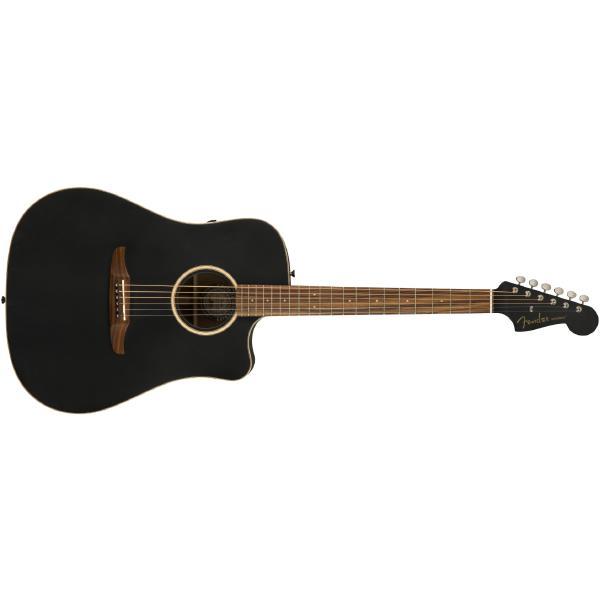 Гитара электроакустическая Fender Redondo Special Matte Black