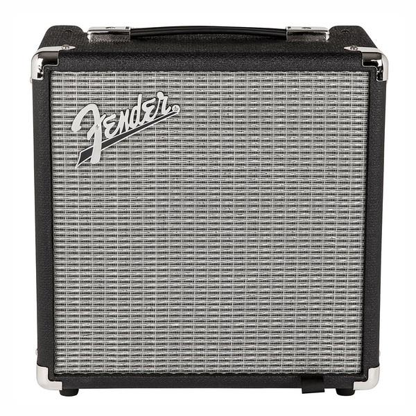 Басовый комбоусилитель Fender Rumble 15 Combo V3 d2 v3