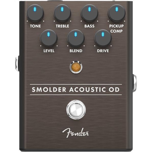 Педаль эффектов Fender Smolder Acoustic Overdrive