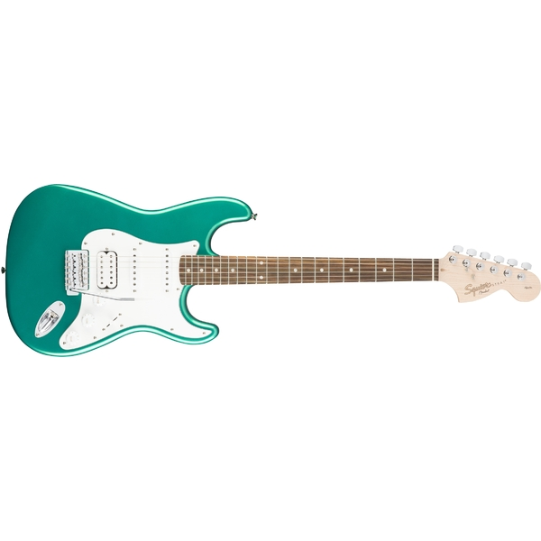 Электрогитара Fender Squier Affinity Stratocaster HSS LRL Race Green