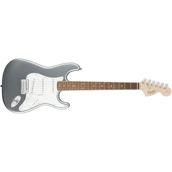 Электрогитара Fender Squier Affinity Stratocaster LRL Slick Silver