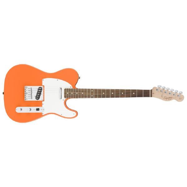 Электрогитара Fender Squier Affinity Telecaster Competition Orange