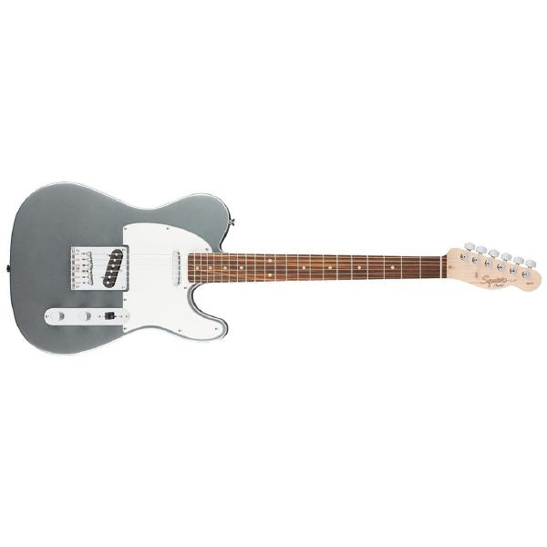 Электрогитара Fender Squier Affinity Telecaster Slick Silver