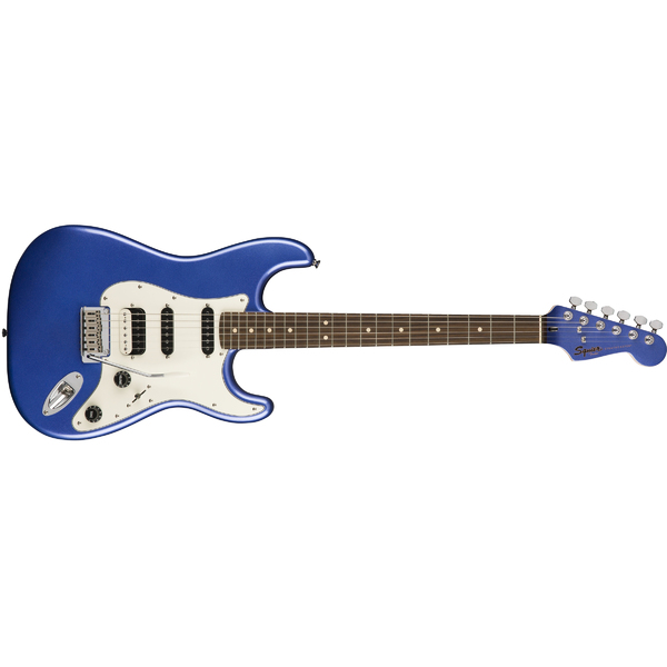 Электрогитара Fender Squier Contemporary Stratocaster HSS Ocean Blue Metallic электрогитара fender player stratocaster pf black