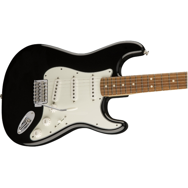 Электрогитара Fender Standard Stratocaster MN Black Tint fender standard precision bass mn black tint