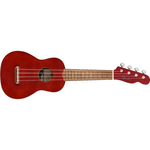 Укулеле Fender Venice Soprano Uke Cherry