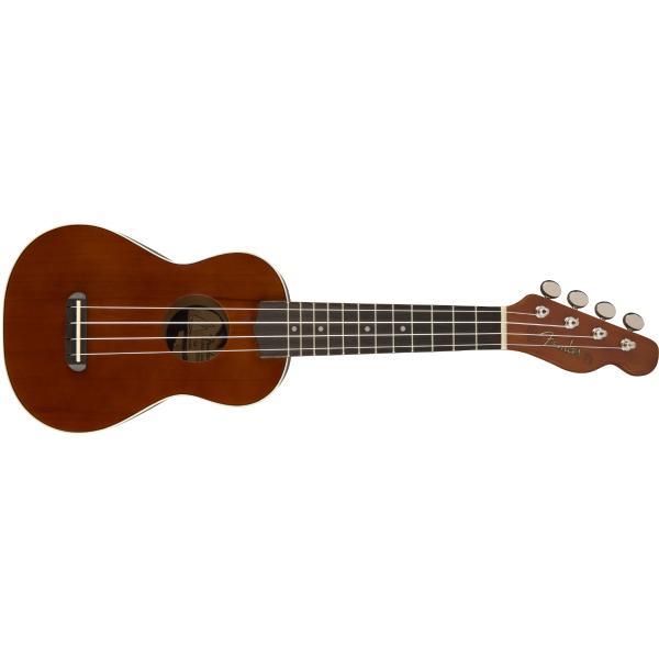 Укулеле Fender Venice Soprano Uke Natural