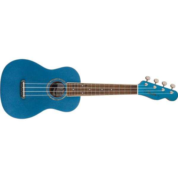 Укулеле Fender Zuma Classic Uke WN Lake Placid Blue