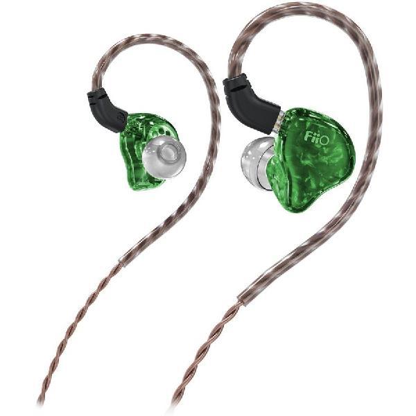 Внутриканальные наушники FiiO FH1s Green