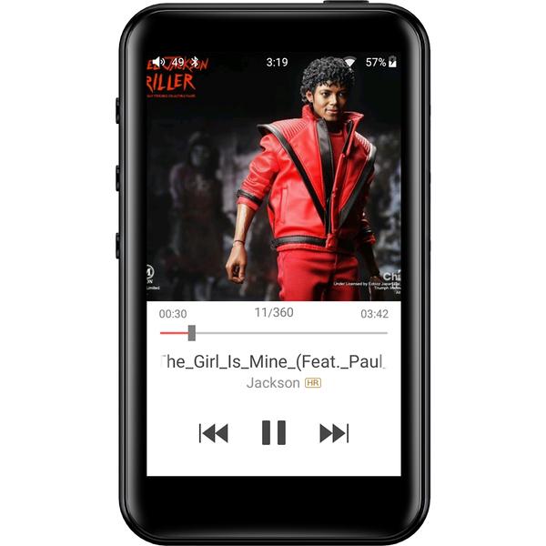 Портативный Hi-Fi плеер FiiO, M6 Black  - купить со скидкой