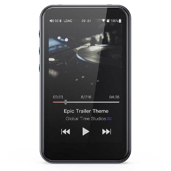 Портативный Hi-Fi плеер FiiO M6 Titanium