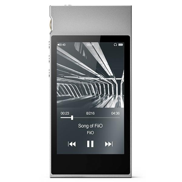 Портативный Hi-Fi плеер FiiO M7 Silver newman newsmy mp3 плеер g7 dsd музыкальный проигрыватель без потерь 2 5d двухсторонний стекло hifi плеер портативный плеер черный