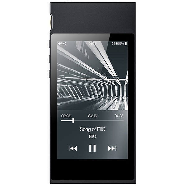 Портативный Hi-Fi плеер FiiO M7 Black newman newsmy mp3 плеер g7 dsd музыкальный проигрыватель без потерь 2 5d двухсторонний стекло hifi плеер портативный плеер черный