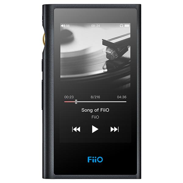 Портативный Hi-Fi плеер FiiO M9 Black плеер fiio m7 black