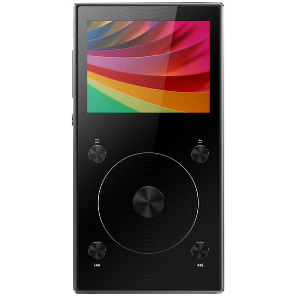 Портативный Hi-Fi плеер FiiO X3 III Black плеер other soundaware m1 esther hifi dsd