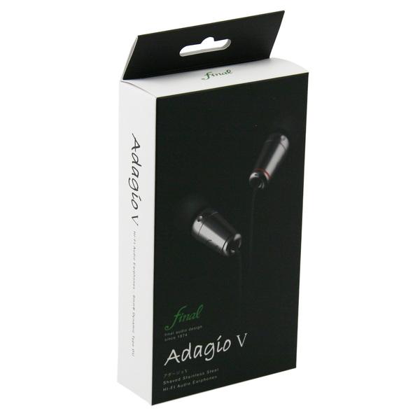 Внутриканальные наушники Final Audio Design от Audiomania