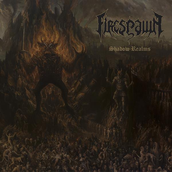 Firespawn Firespawn - Shadow Realms (lp+cd) firespawn shadow realms lp cd lp cd