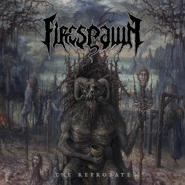 Firespawn Firespawn - The Reprobate (lp+cd) недорго, оригинальная цена