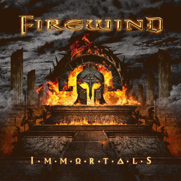 Firewind Firewind - Immortals (lp+cd) vildhjarta vildhjarta masstaden lp cd