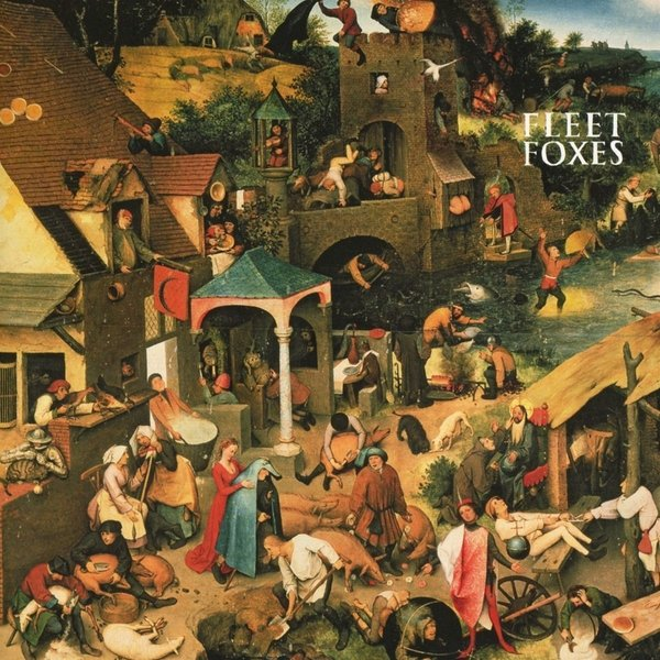 Fleet Foxes Fleet Foxes - Fleet Foxes (2 LP) greta van fleet calgary