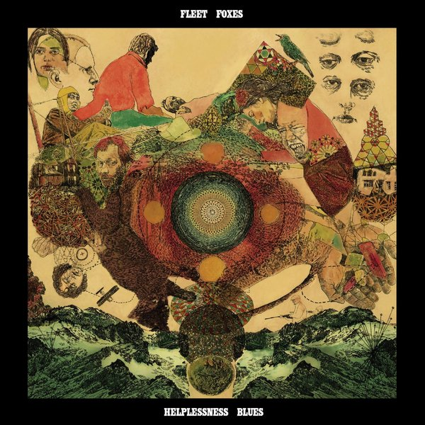 Fleet Foxes Fleet Foxes - Helplessness Blues (2 LP) greta van fleet calgary