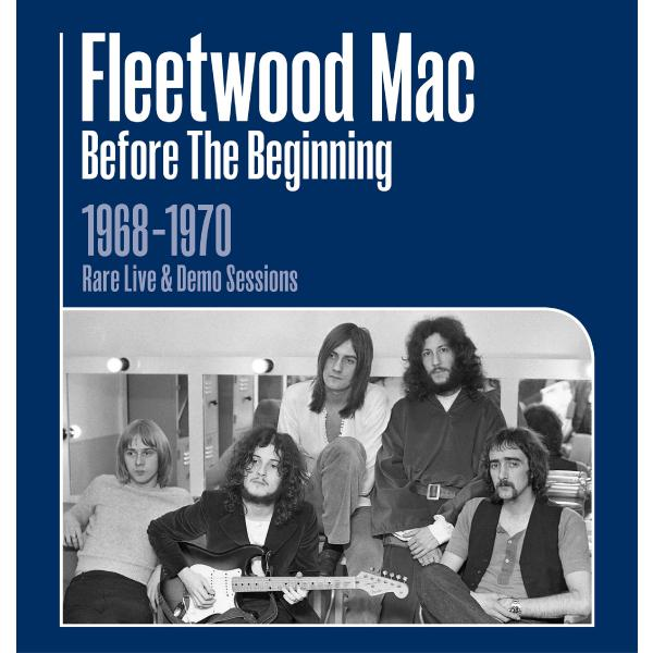 Fleetwood Mac Fleetwood Mac - Before The Beginning 1968-1970 Vol. 1 (3 Lp, 180 Gr) fleetwood mac fleetwood mac the alternate fleetwood mac 180 gr