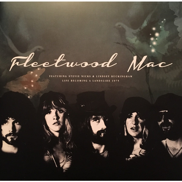 Fleetwood Mac Fleetwood Mac - Life Becoming A Landslide (2 LP) fleetwood mac fleetwood mac mirage 5 lp