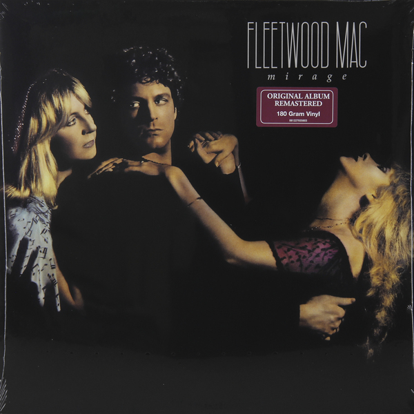 Fleetwood Mac Fleetwood Mac - Mirage (180 Gr) fleetwood mac fleetwood mac mirage 5 lp