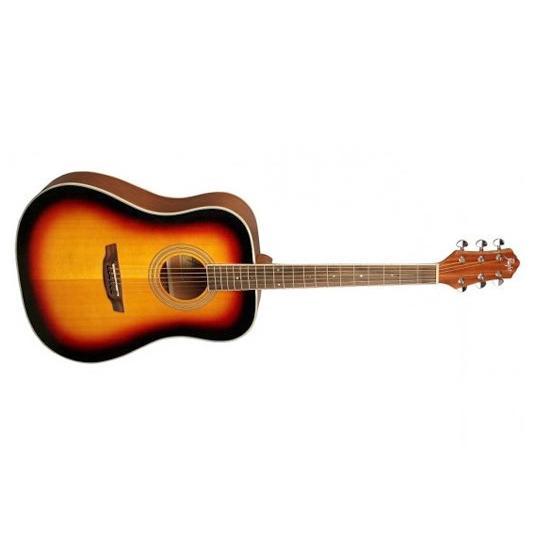 Акустическая гитара Flight AD-200 3-Color Sunburst