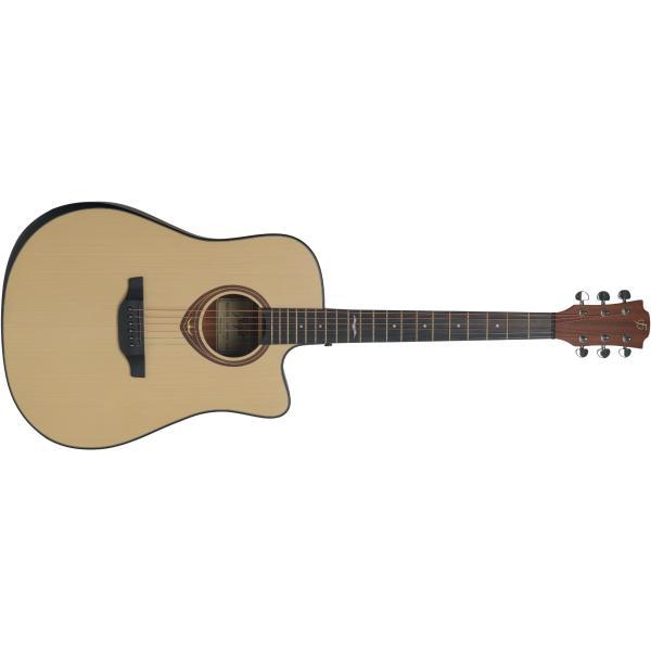 Акустическая гитара Flight AD-455C Natural