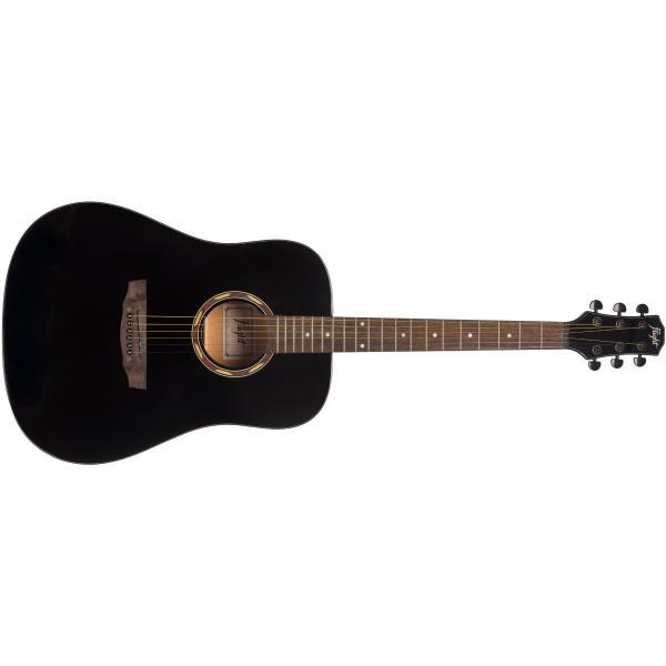 Акустическая гитара Flight D-130 Black