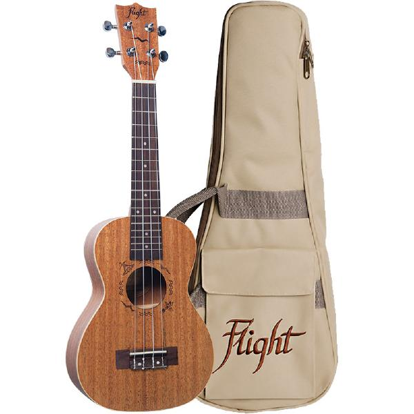 Укулеле Flight DUC323 Mahogany