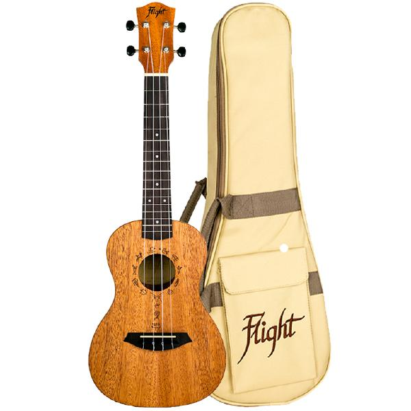 Укулеле Flight DUC373 Mahogany
